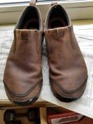 permethrin treated shoe