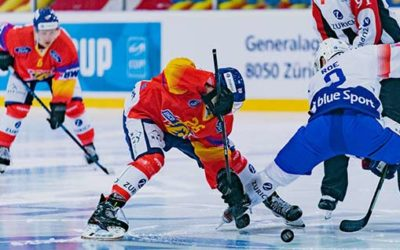 Hockey Rinks Are COVID Hotspots
